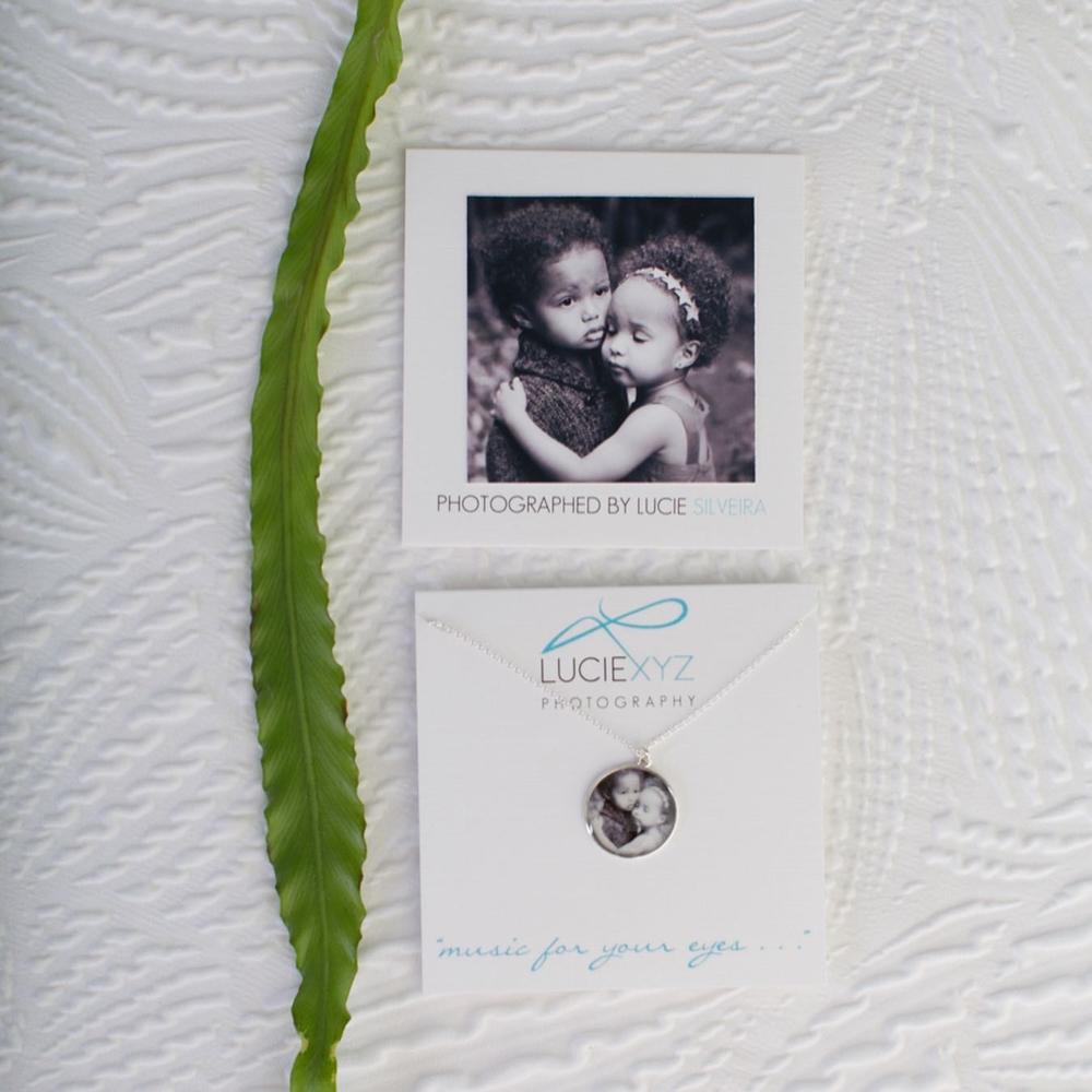 LucieXYZ Photo Jewelry