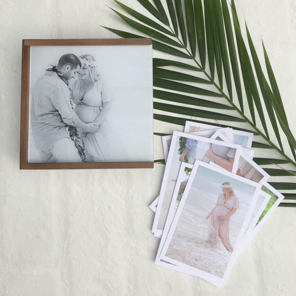 Wood Box Prints