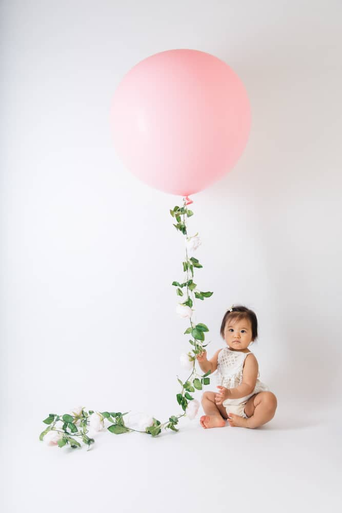 1st Birthday Photography